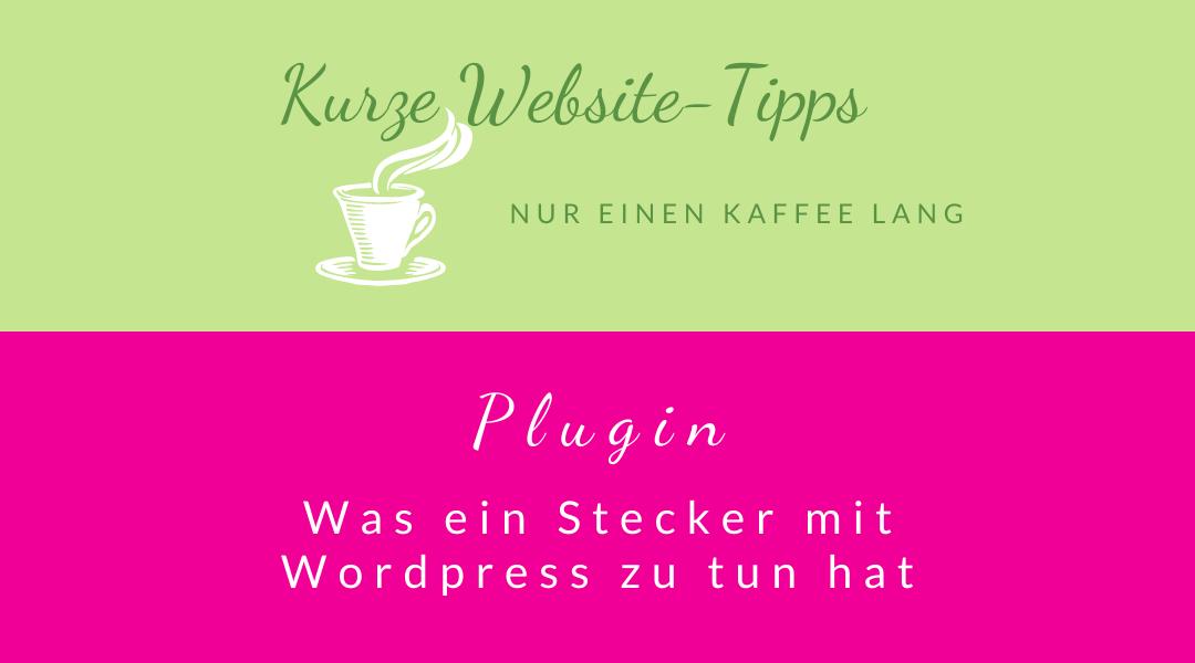 Website-Begriff leicht erklärt Plugin