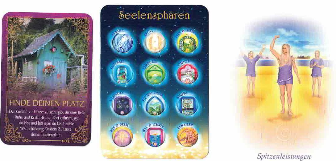 Wochenimpuls-Kartenziehen-Magie