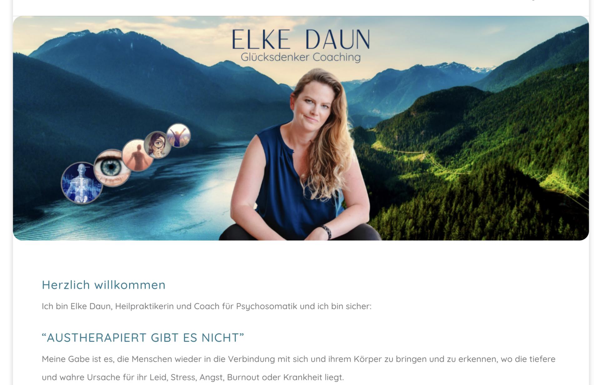 Spirituelles Webdesign - Kunden